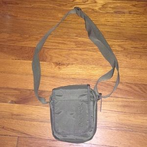 Reebok utility over the shower bag purse camo
